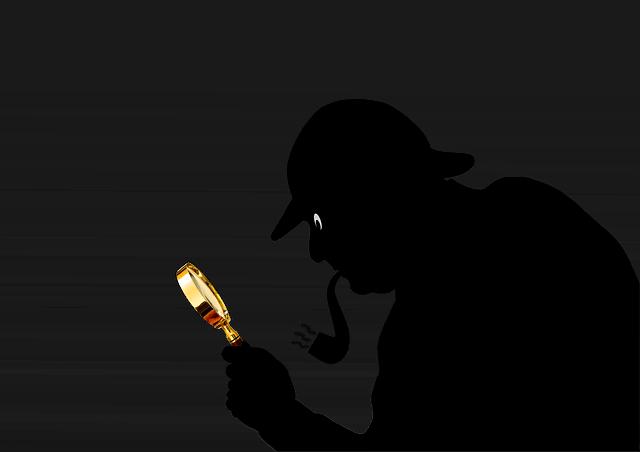 シャーロックホームズの影